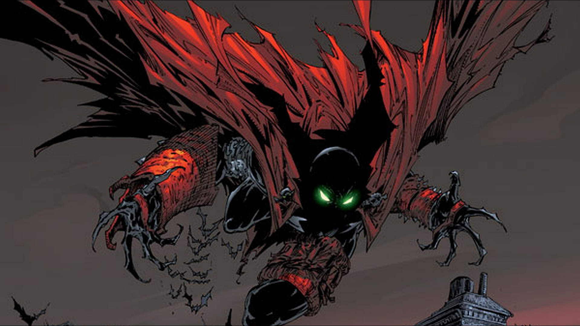 spawn wallpapers 1920x1080 - photo #28