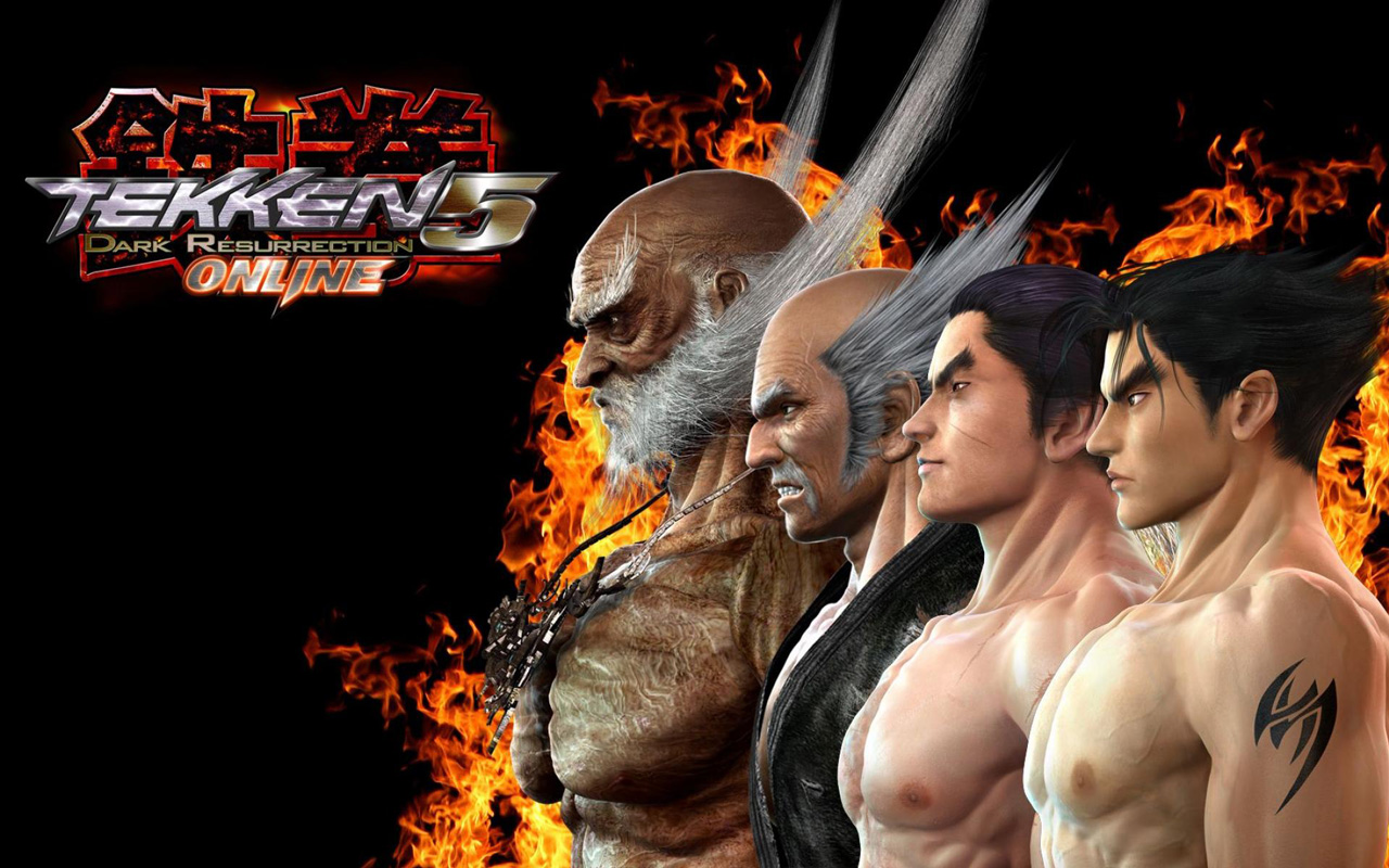 Free Download Tekken 5 Wallpaper In 1280x800 1280x800 For Your