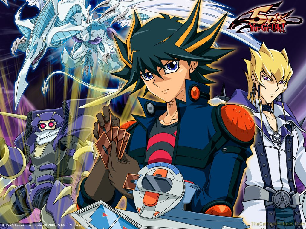 5ds yu gi oh picture 5ds yu gi oh wallpaper 1024x768