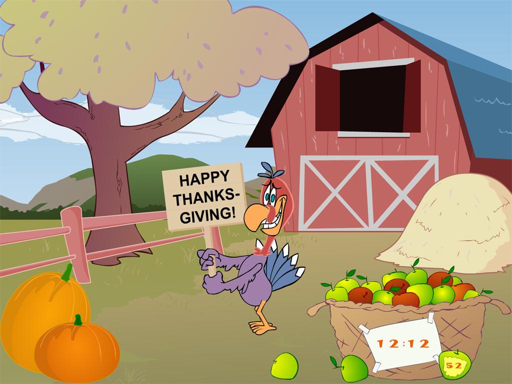 Funny Thanksgiving Backgrounds Desktop wallpaper Funny Thanksgiving 1024x768