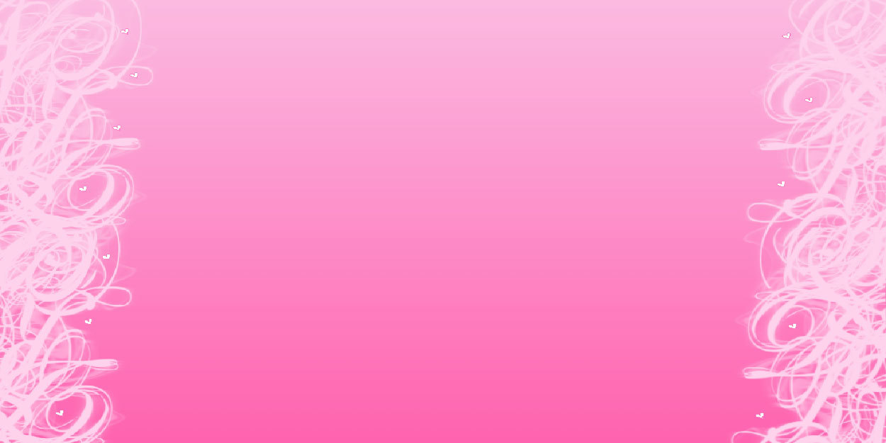 White Backgrounds With Pink Designs Download