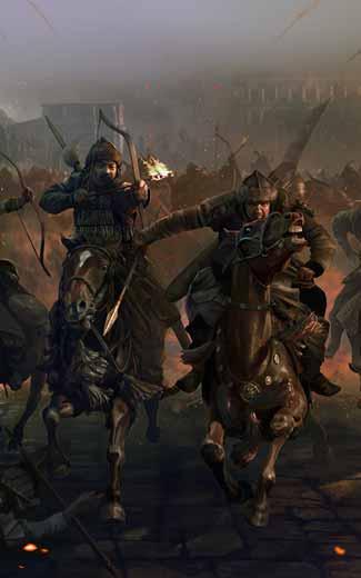 Total War Attila mobile wallpaper or background 04 325x520