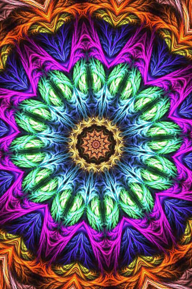 Mandala Wallpaper hd of Mandala hd For Iphone 640x960