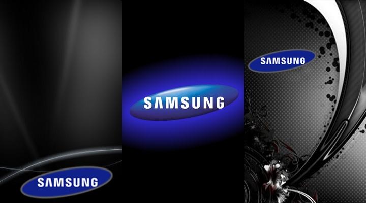 Samsung Logo Wallpaper PicsWallpapercom 720x400