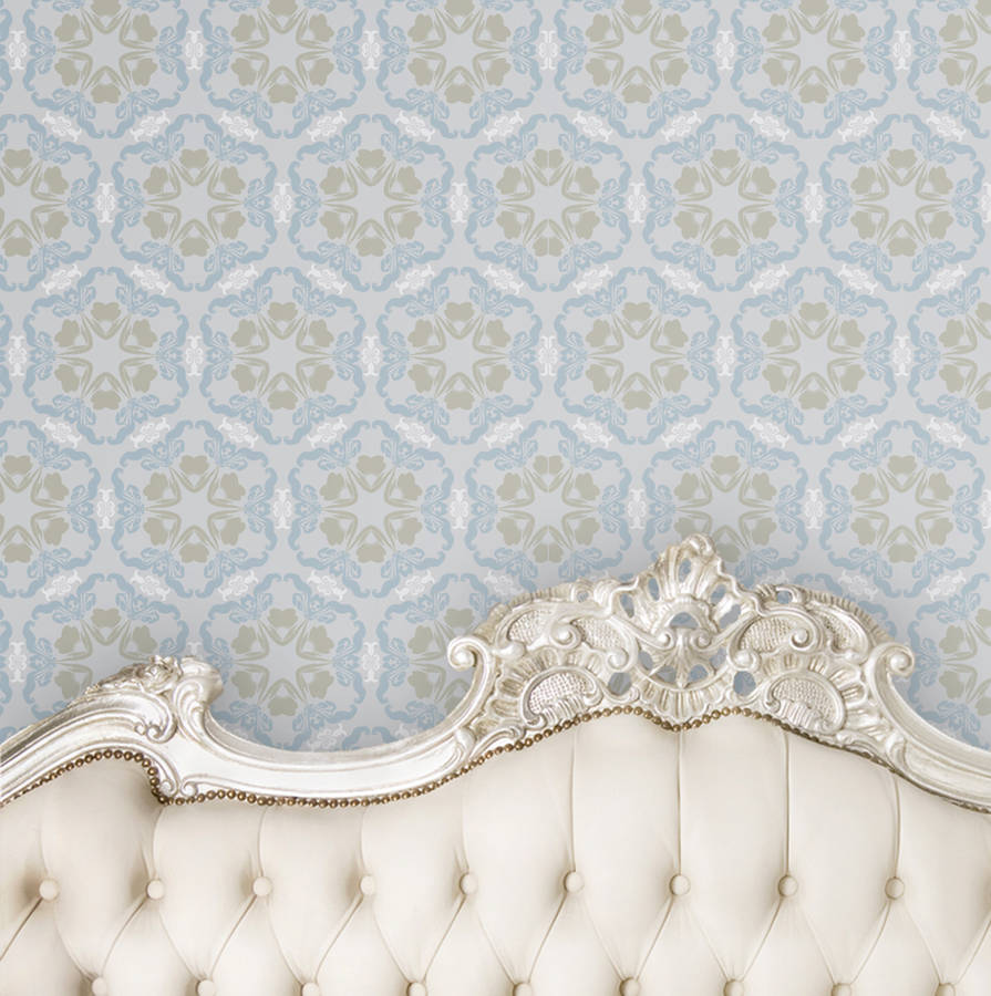 hotel design wallpaper by designed by ruth notonthehighstreetcom 895x900