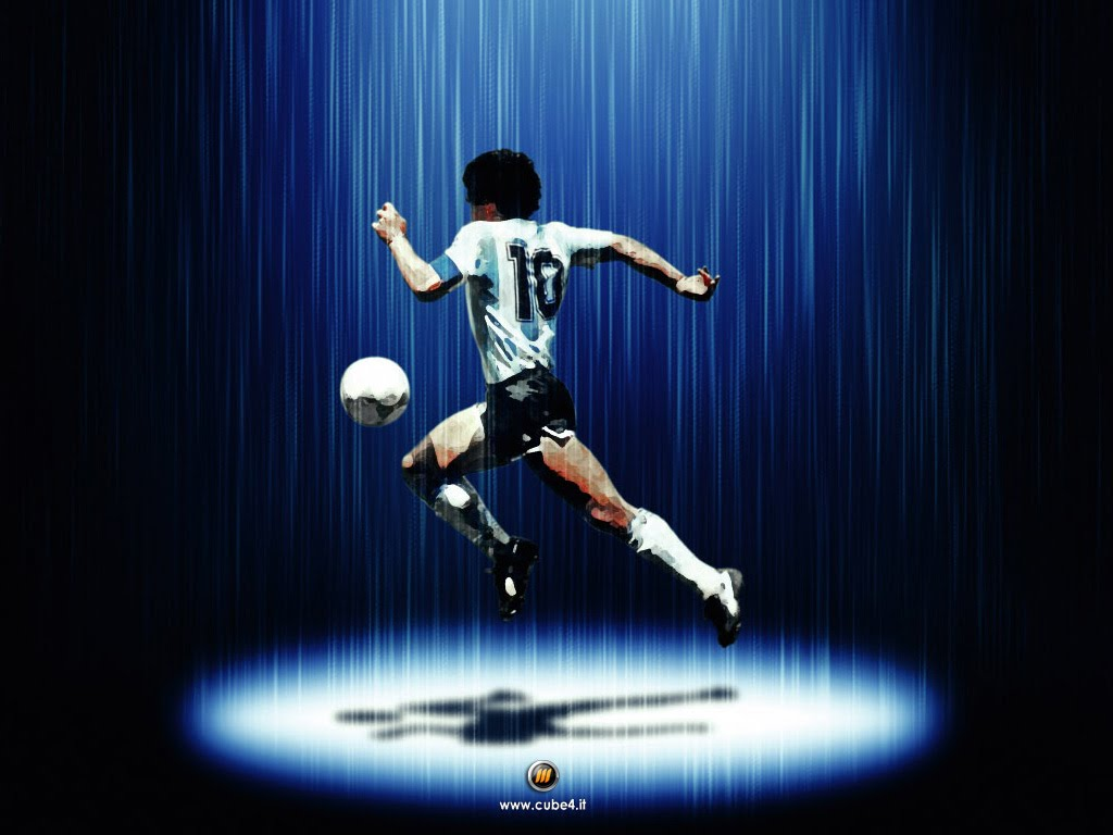 Diego Armando Maradona Wallpapers and Background Images   stmednet 1024x768