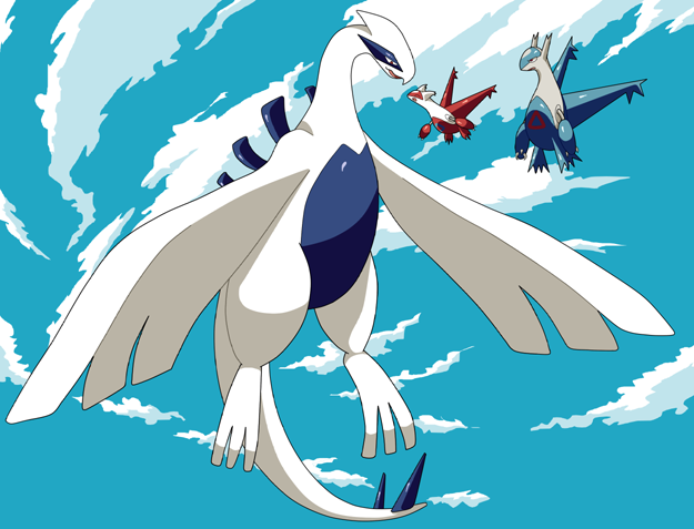 Latias and Latios Wallpaper - WallpaperSafari