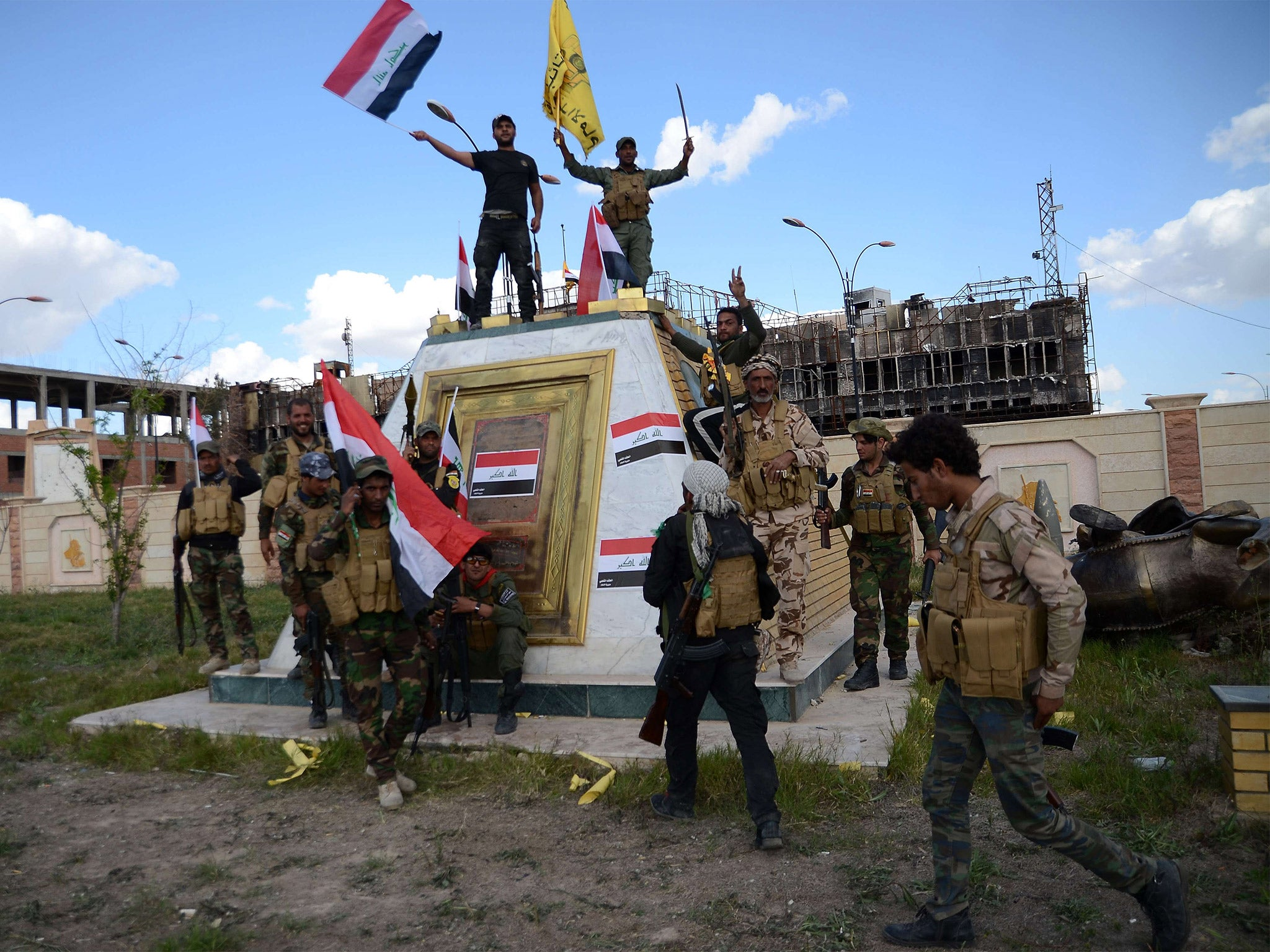 War with Isis Iraq declares victory in the battle for Tikrit 2048x1536