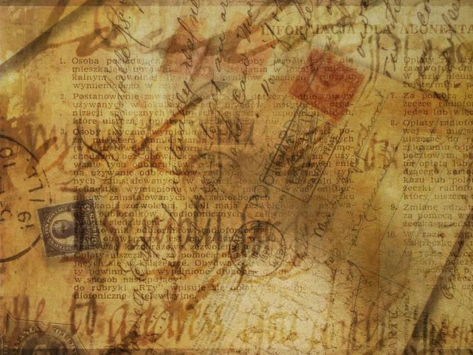 old love letter wallpaper
