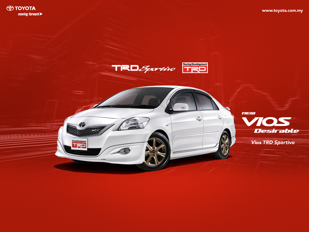 The new Toyota Vios TRD Sportivo is here and it replaces the Vios 1 1024x768