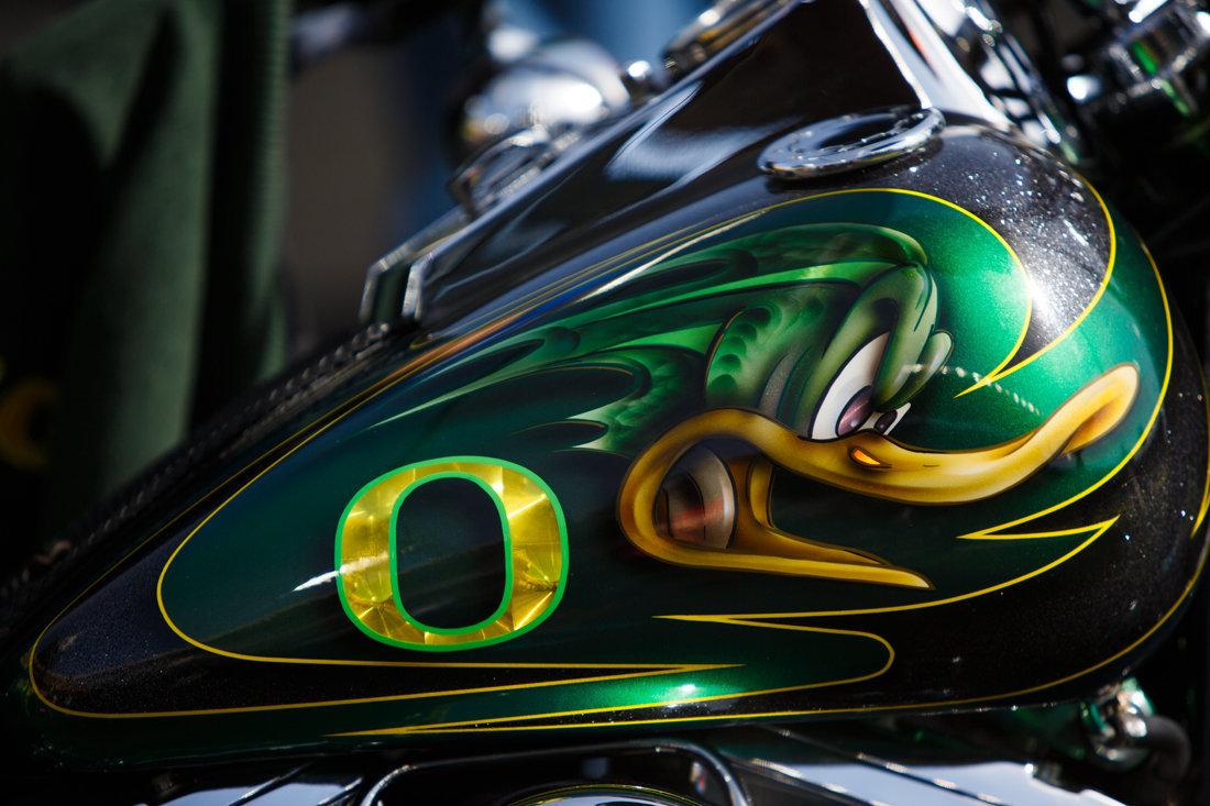 Oregon Ducks Football Wallpaper