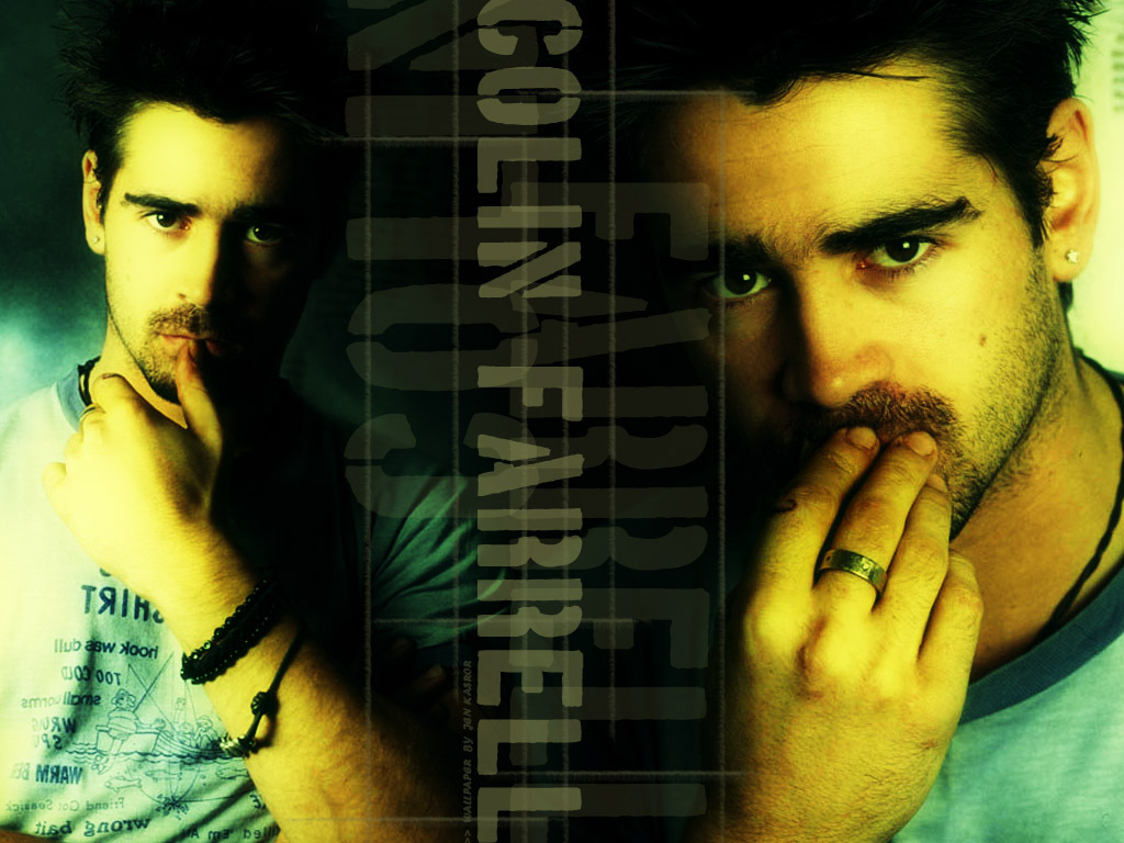 Colin Sexy Wallpaper   Colin Farrell Wallpaper 9829268 1024x768