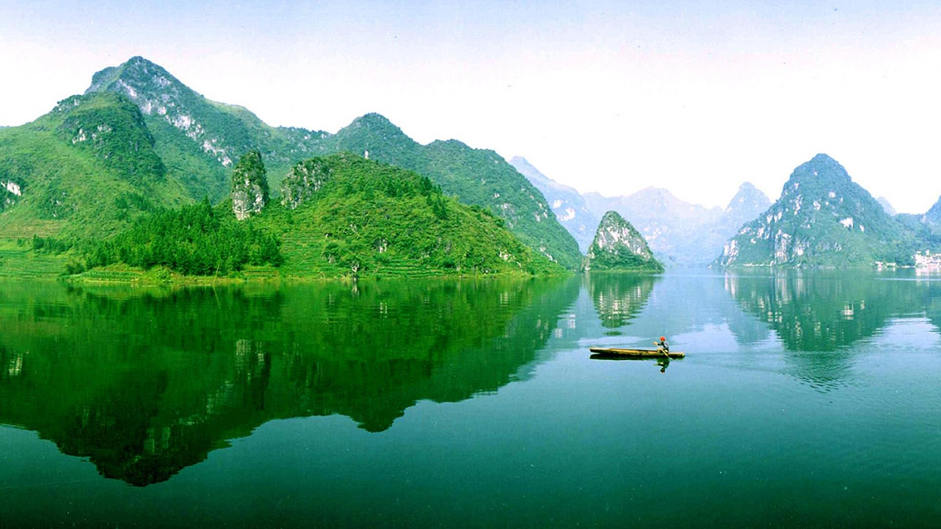 Guilin High Definition Widescreen Wallpapers for Mobile 19201080 1920x1080