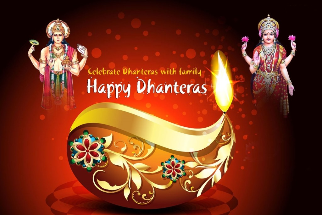 Happy Dhanteras HD Wallpaper 2015 1024x684