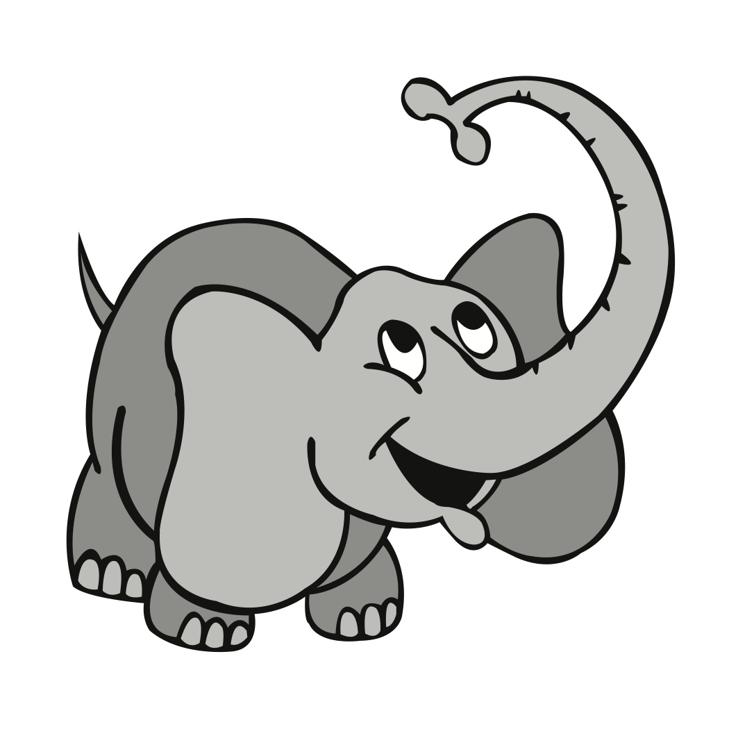 cartoon elephant wallpaper - photo #32