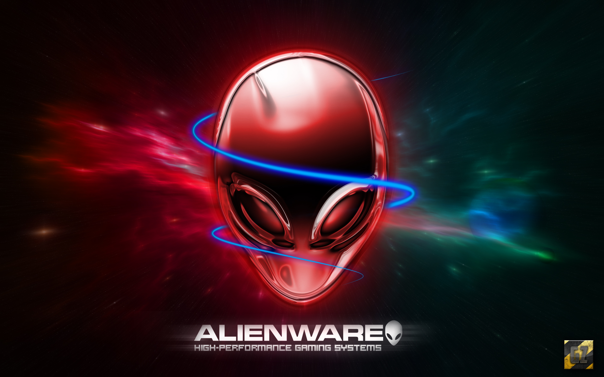 red alienware wallpaper wallpapersafari
