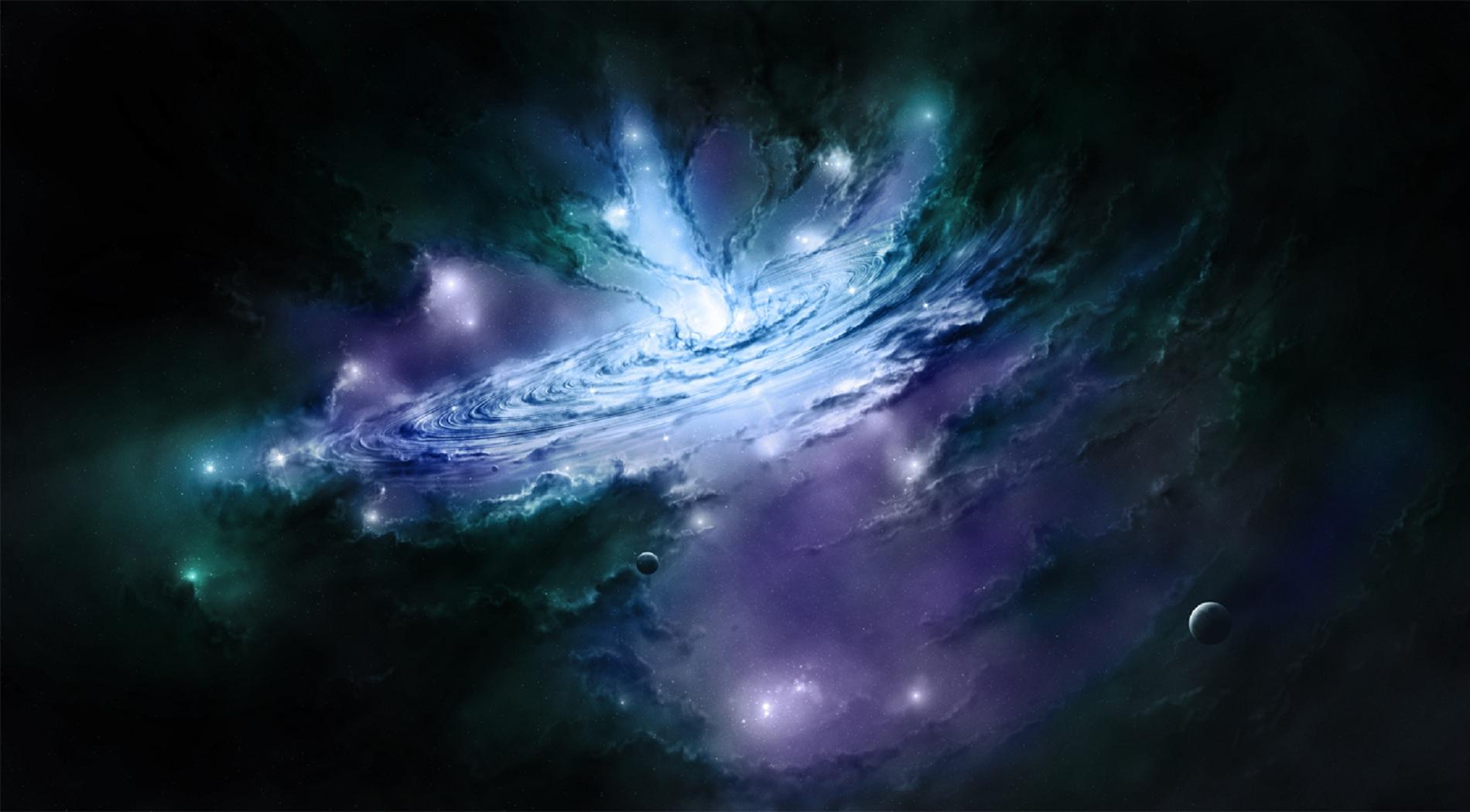 Black Hole Desktop Wallpapers 1900x1050