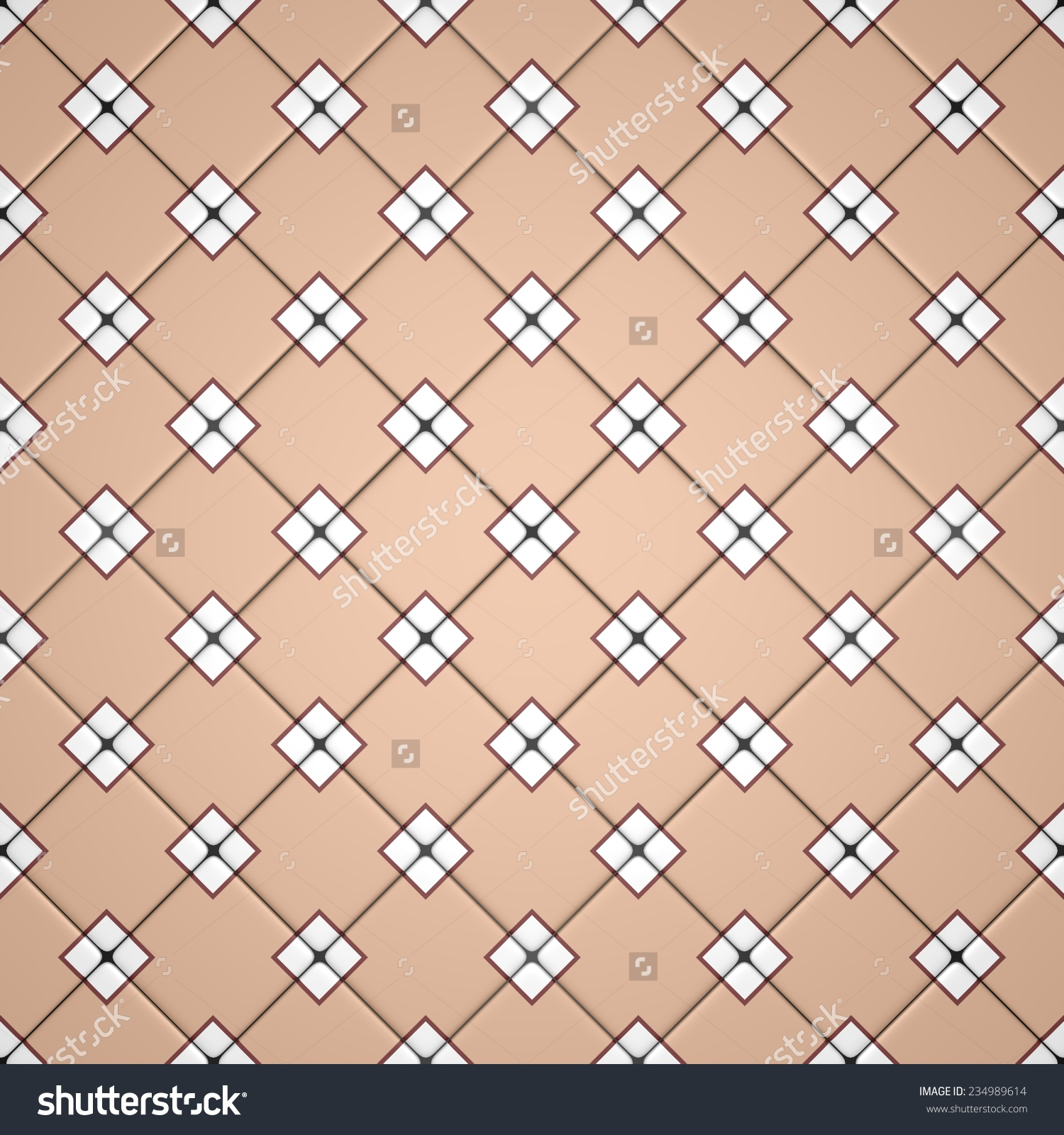 Brown And White Wallpaper Stock Photo 234989614 Shutterstock 1500x1600