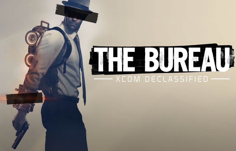 Wallpaper weapons hat tie shirt agent holster FBI 2K Games 1332x850