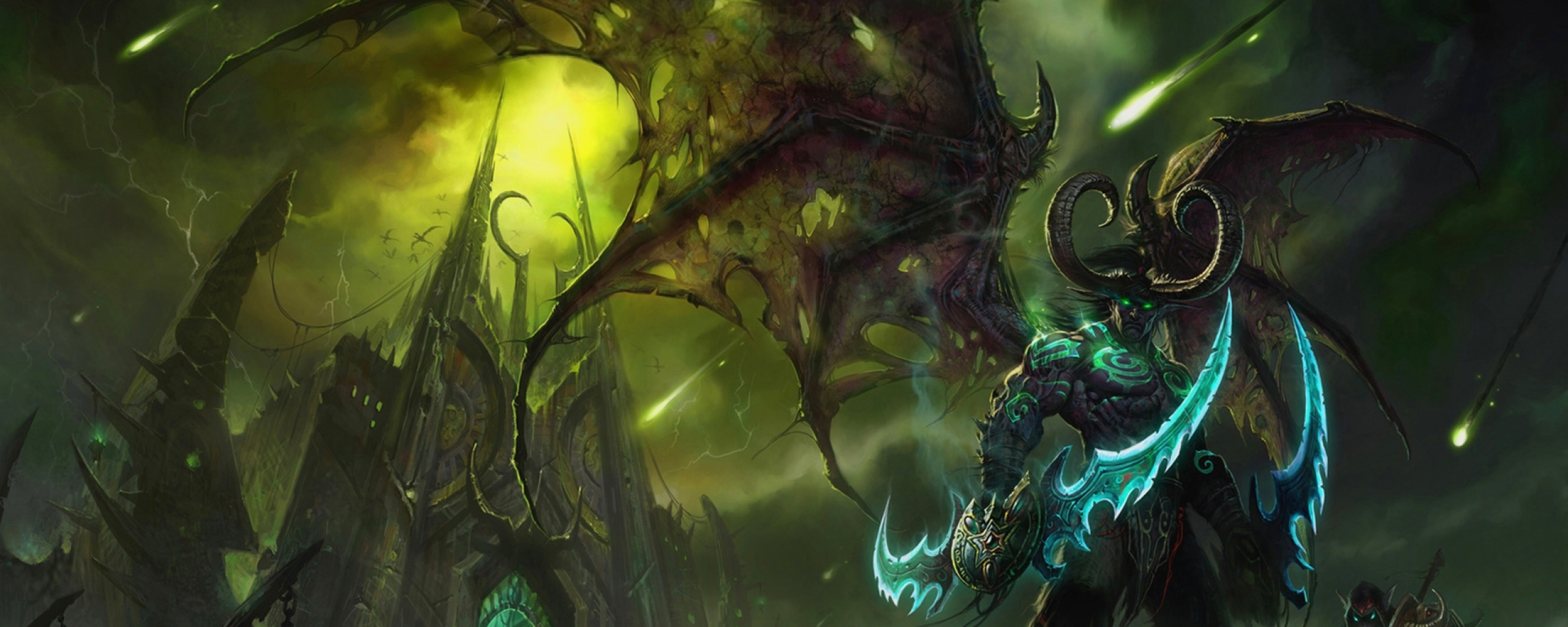 73 Illidan Wallpapers On Wallpapersafari