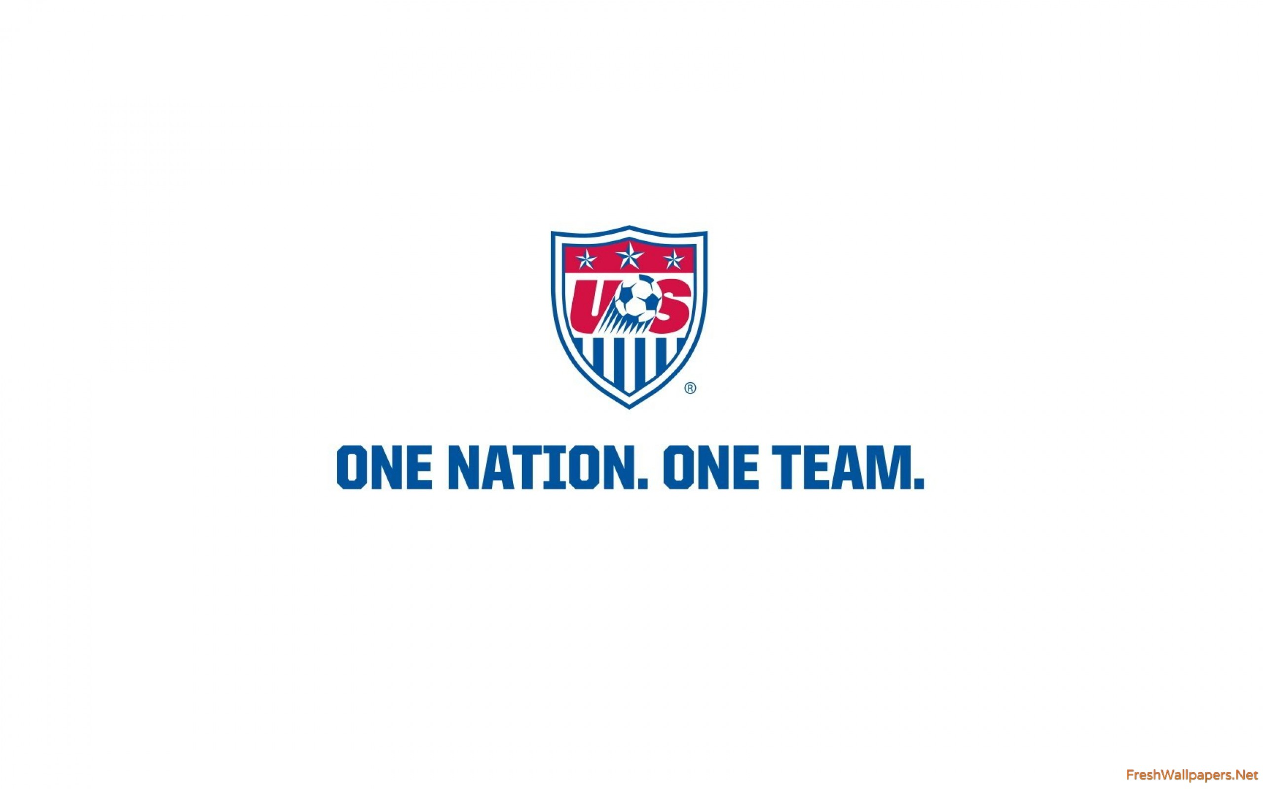 Usmnt one nation one team wallpapers Freshwallpapers 2560x1600
