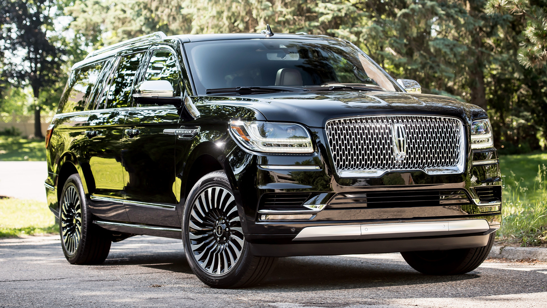 2018 Lincoln Navigator L   Wallpapers and HD Images Car Pixel 1920x1080