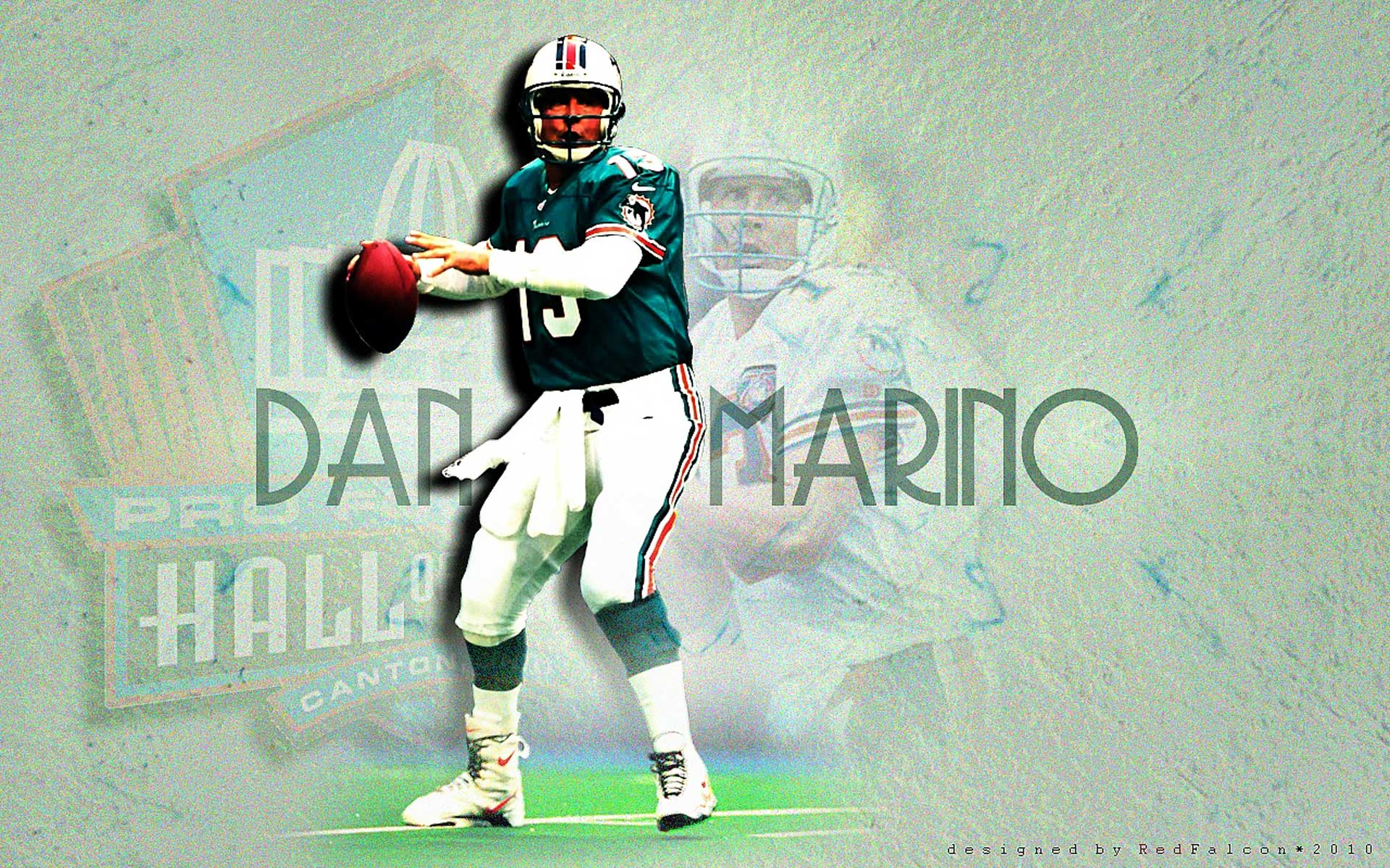 Download Miami Dolphins Dan Marino Wallpaper pictures in high 1920x1200