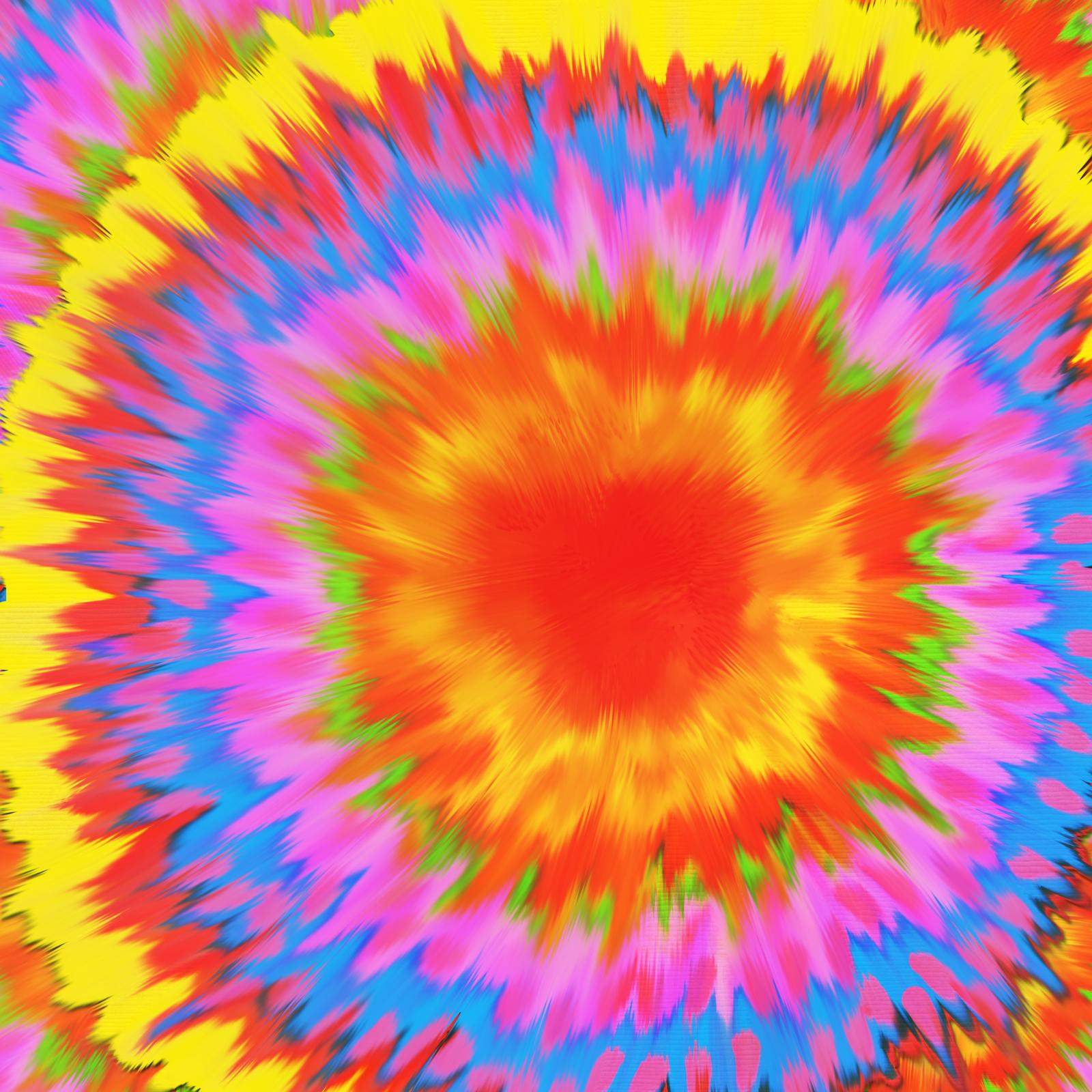 free tye dye wallpaper