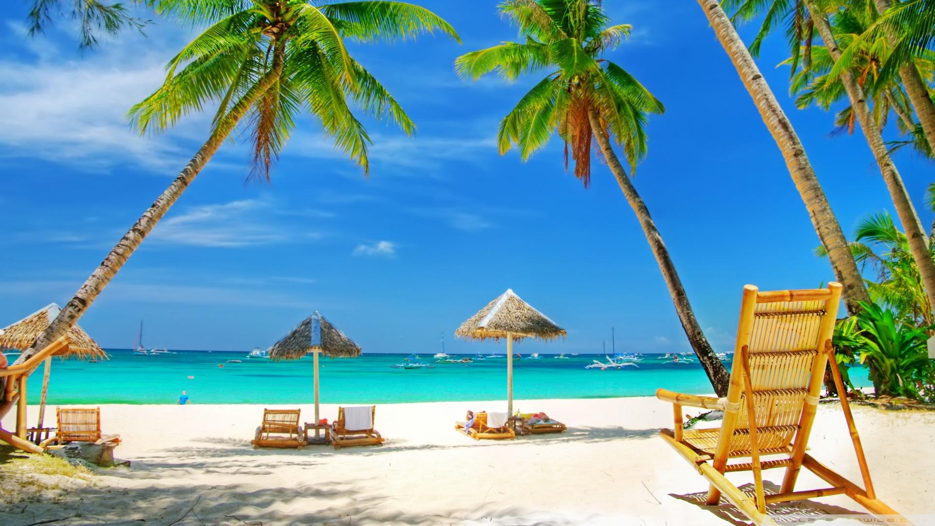 hd wallpaper paradise beach wallpapers55com   Best Wallpapers for 1920x1080
