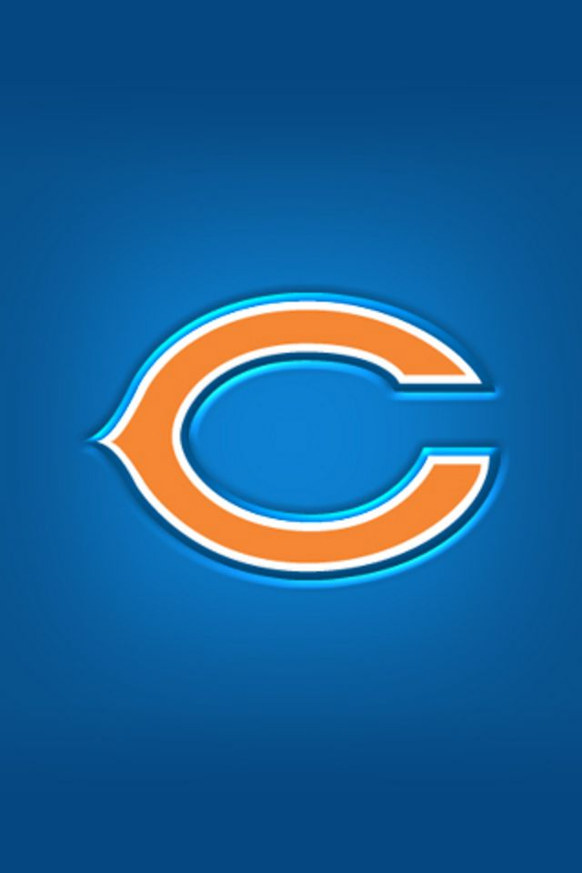 Chicago Bears iPhone Wallpaper HD 640x960