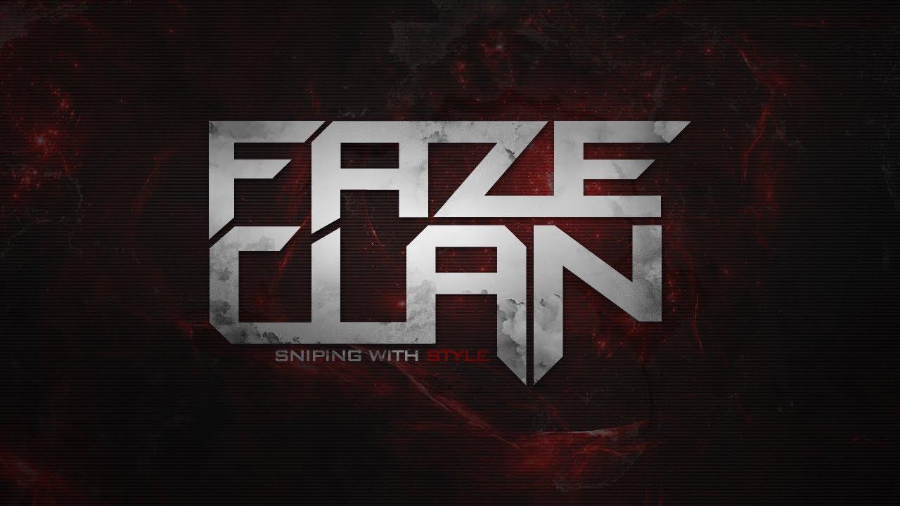 FaZe Logo Wallpaper 1280x720