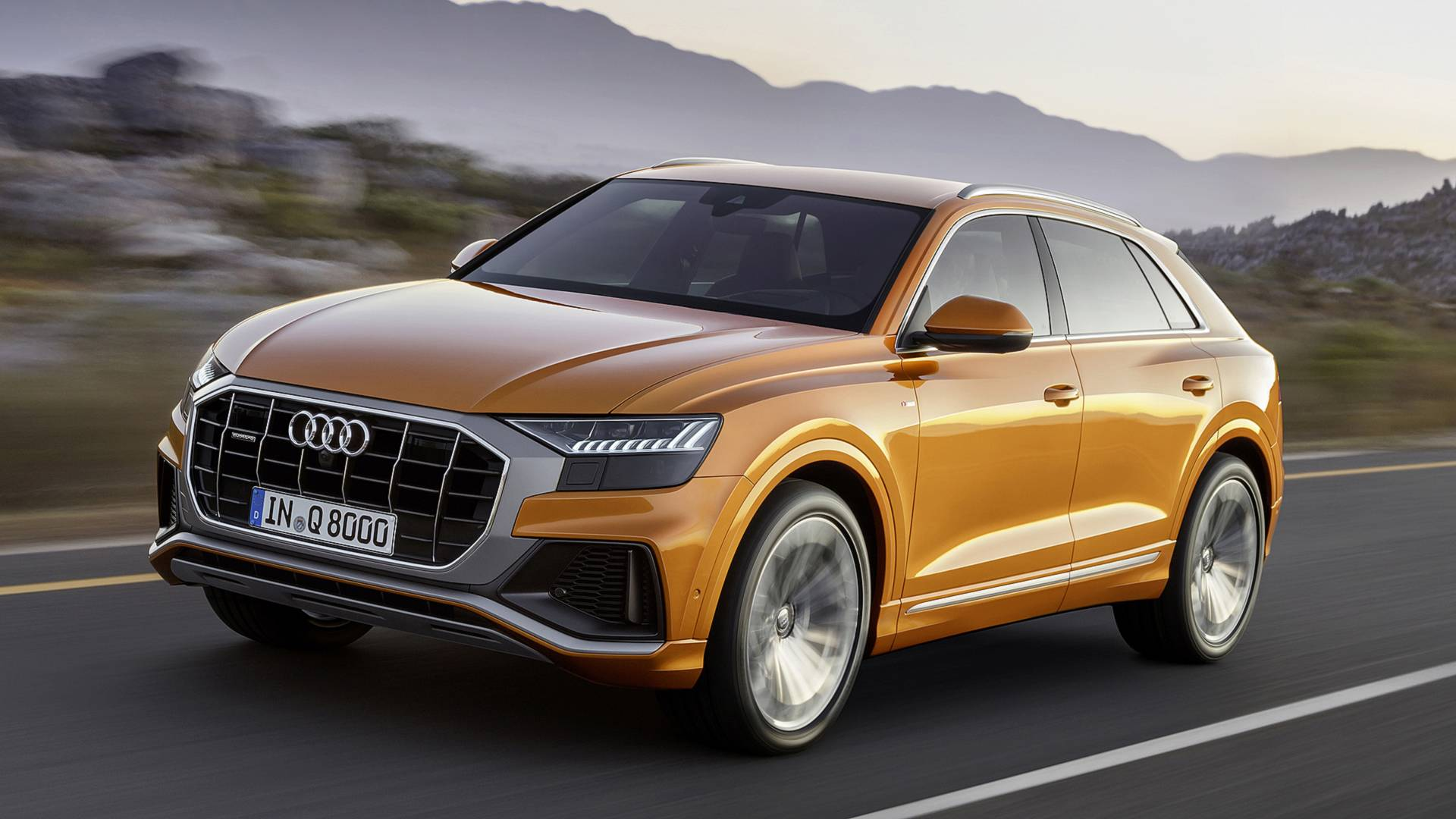 2019 Audi Q3 Gets Athletic New Look And Even More Tech 1920x1080
