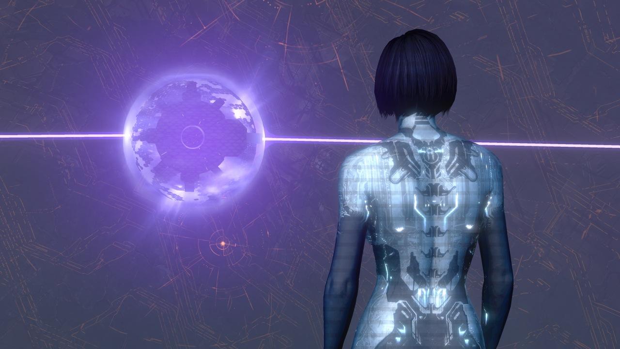 Halo 4 Cortana 1024x576 Halo 4 Awesome New 1280x720