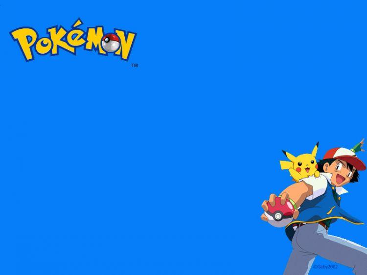 Wallpapers Manga Wallpapers Pokemon Ash Pikachu by beyonce03 750x562