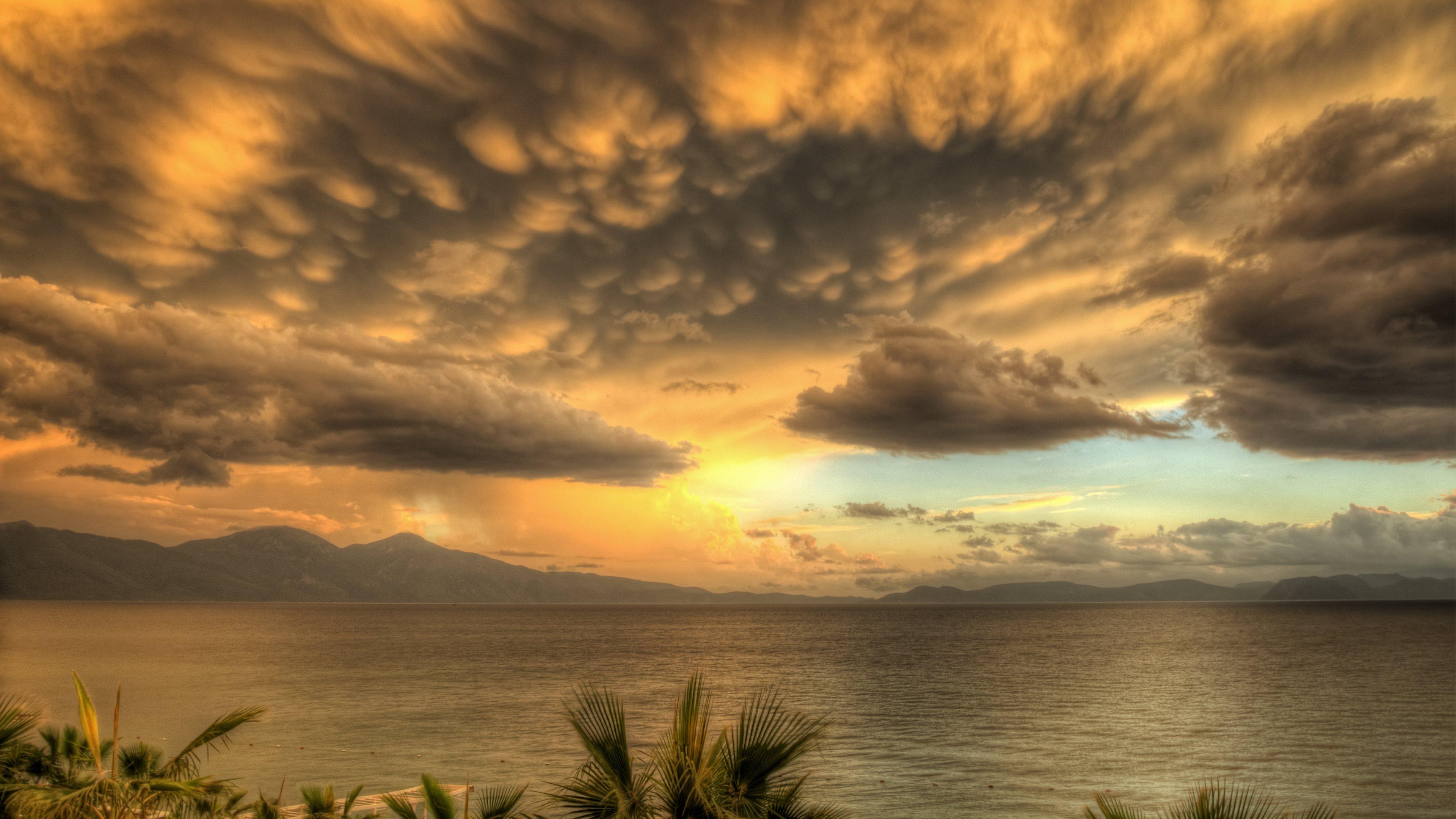 Storm Clouds Wallpaper - WallpaperSafari