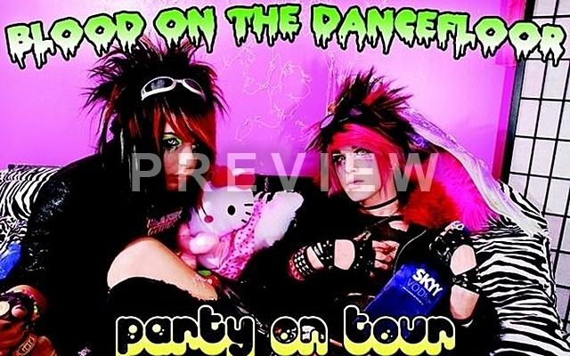 Blood On The Dance Floor   1280 800 Wallpaper 640x400