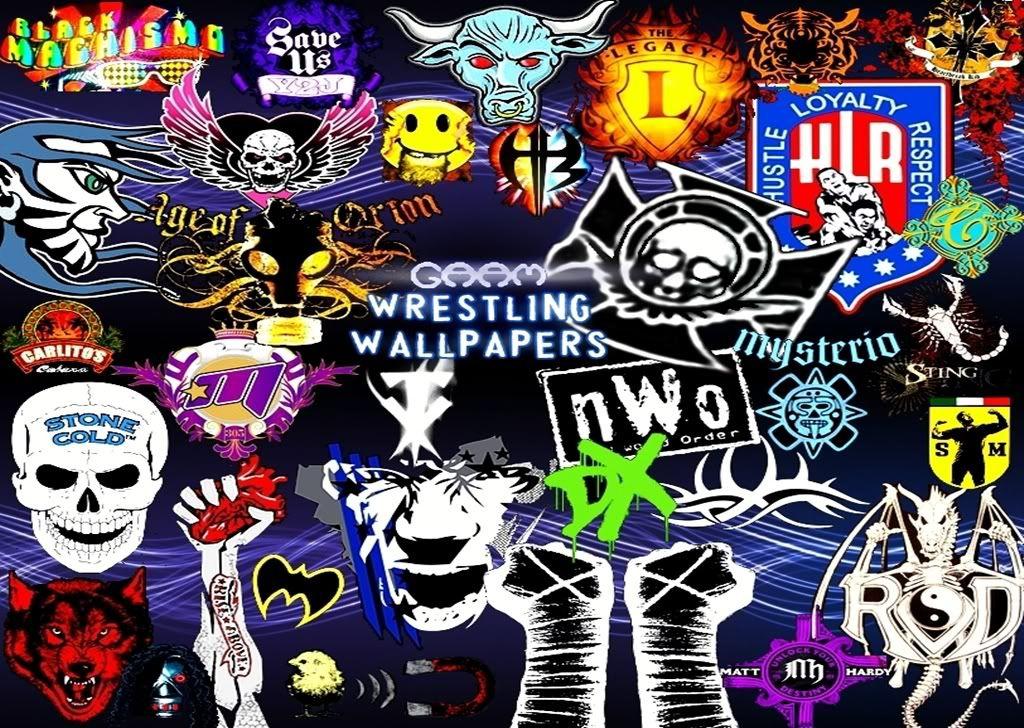 WWE Logo Wallpapers 1024x728