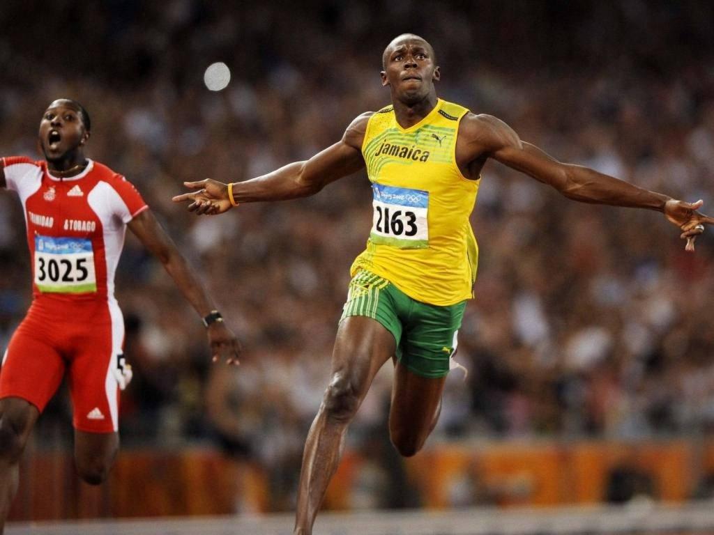 Usain Bolt HD Wallpapers 2012 1024x768