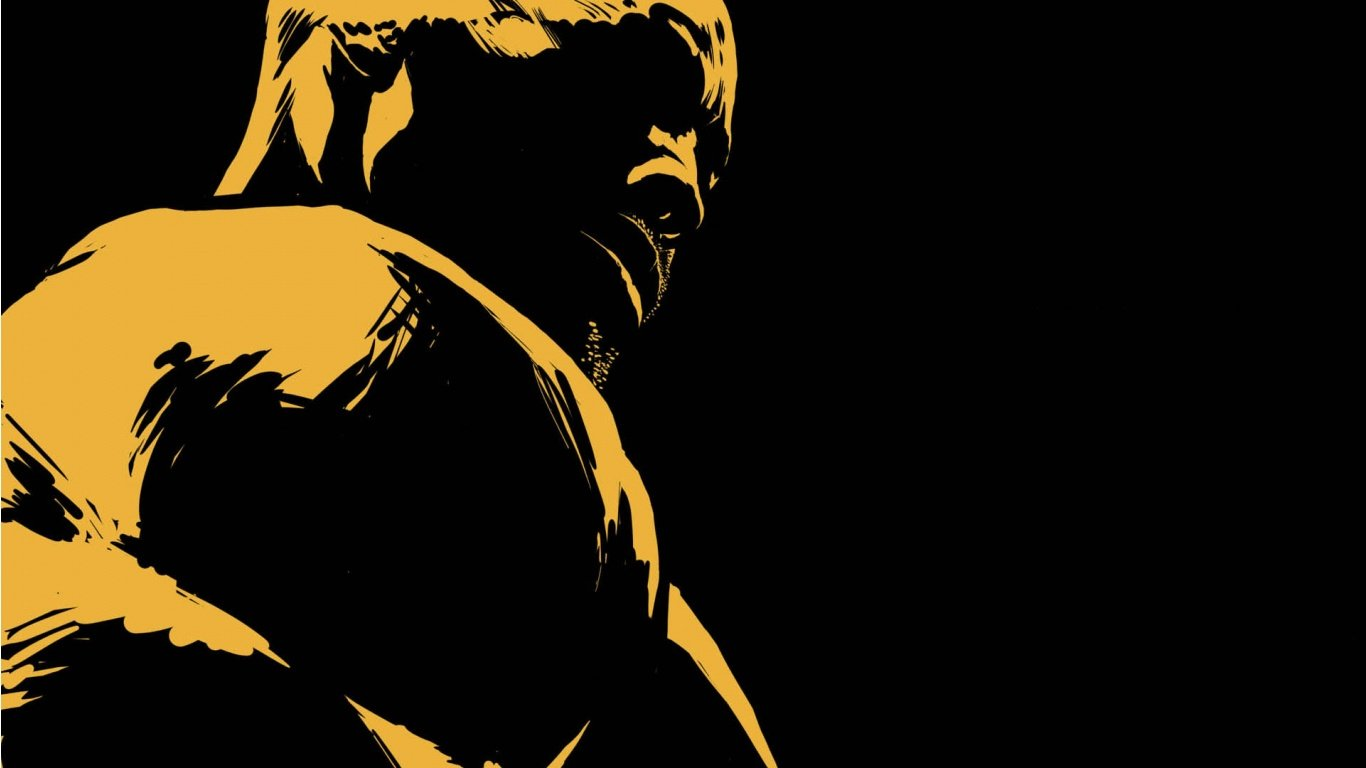 Luke Cage 2016 Wallpapers   1366x768   112915 1366x768