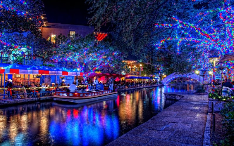 images christmas lights HD wallpaper and background photos 33141013 800x500