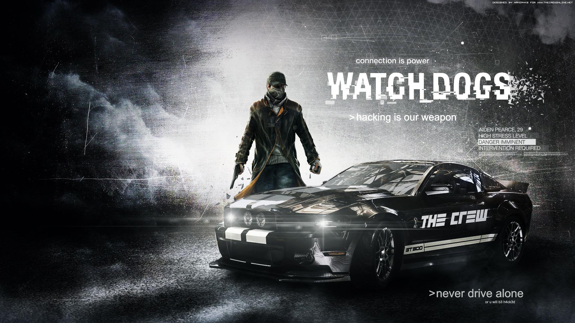 Watch Dogs Wallpapers - WallpaperSafari
