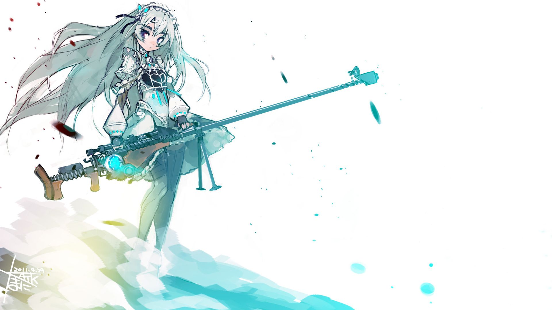 Anime Hitsugi No Chaika Wallpaper Chaika the coffin princess 1920x1080