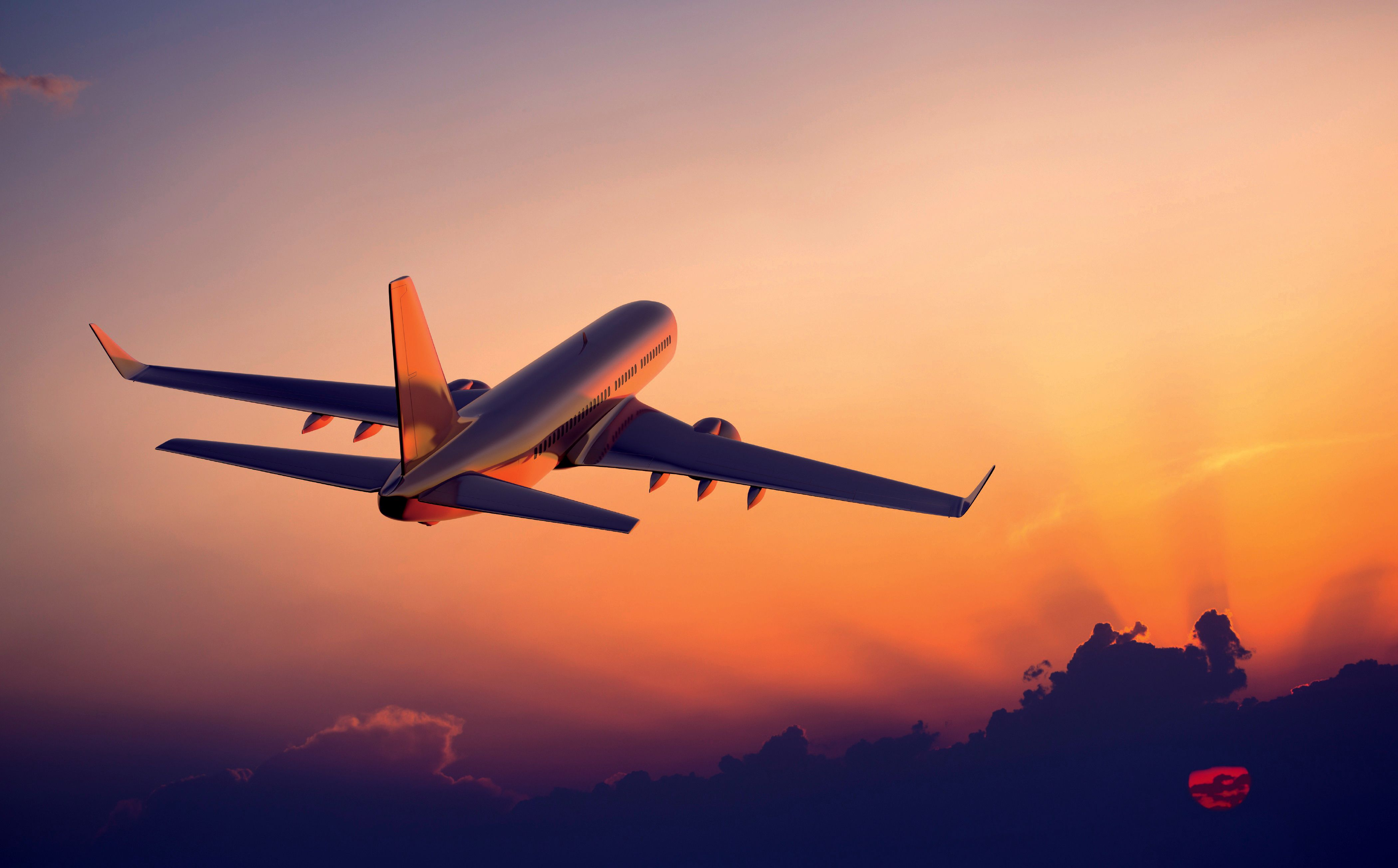 Travel Airplane Wallpapers   Top Travel Airplane Backgrounds 4200x2608