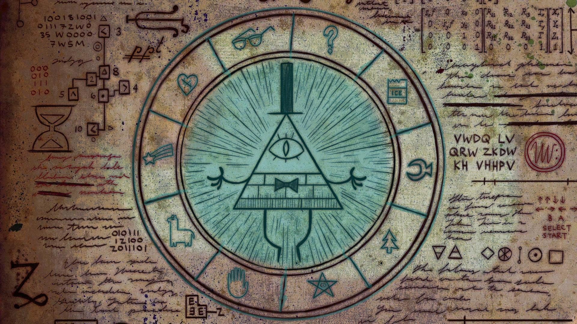 Bill Cipher Wallpapers 73 images 1920x1080