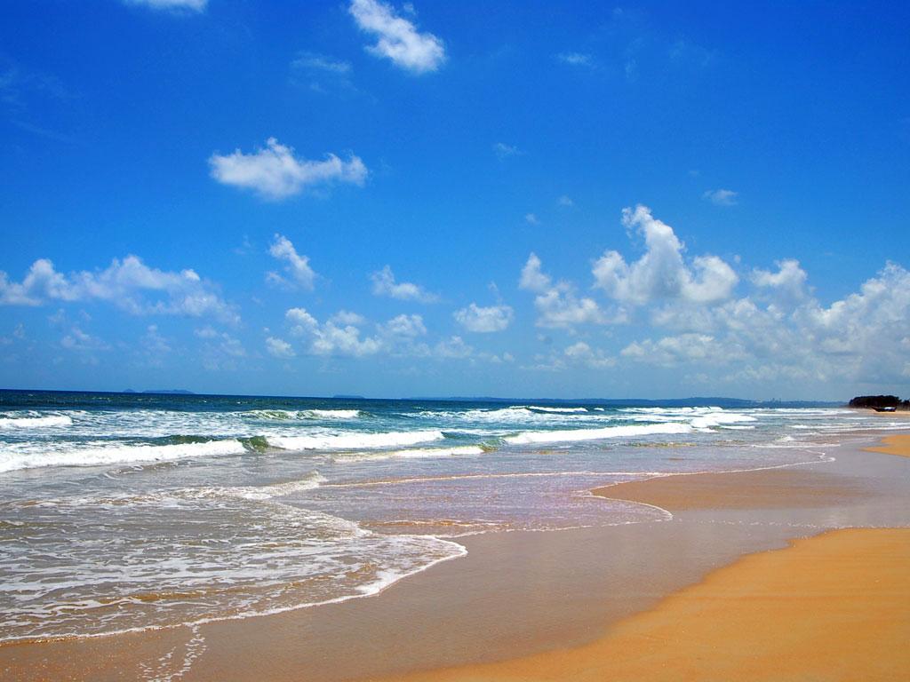 Beach wallpapers wallpapersdgreetingscom 1024x768