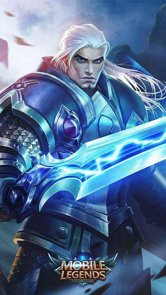 Wallpaper Mobile Legends New HD for Smartphone and IOS Mobile 540x960
