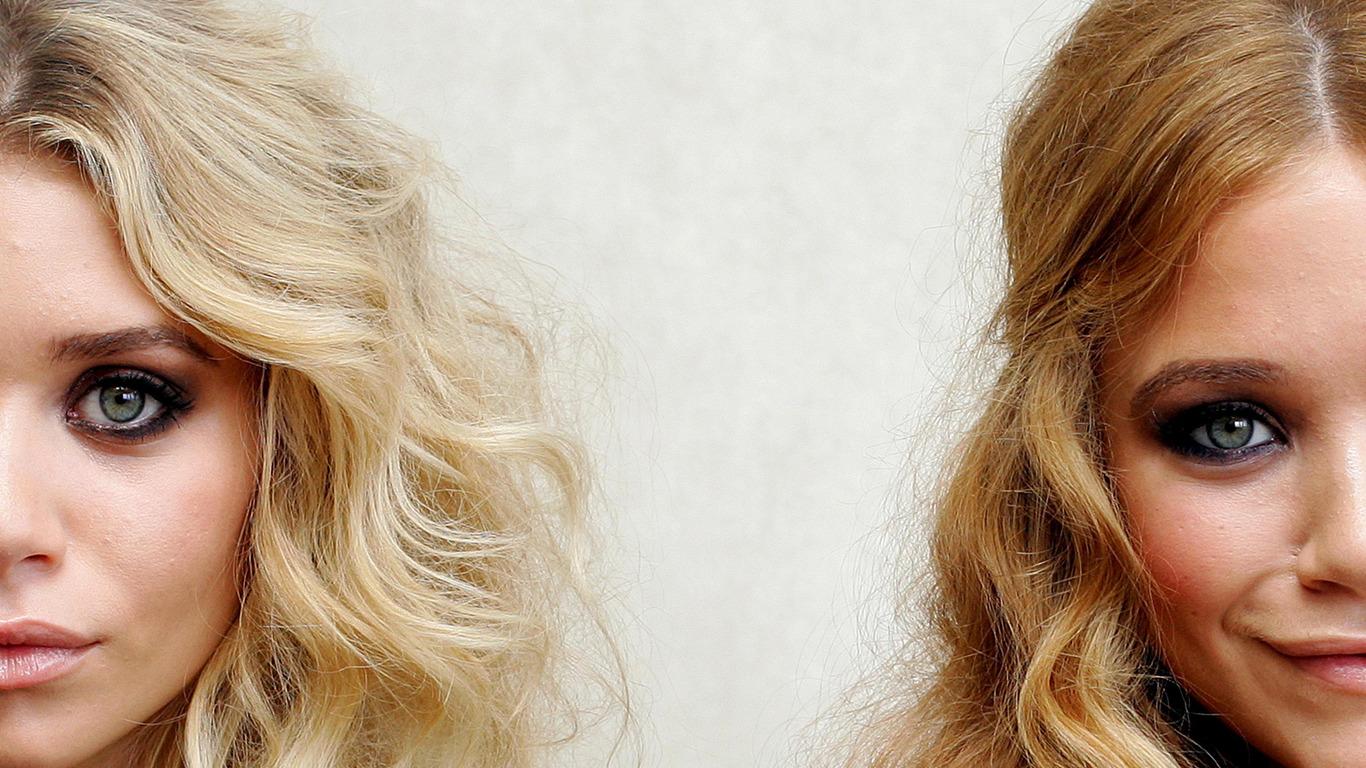 Olsen twins wallpaper 32533 1366x768