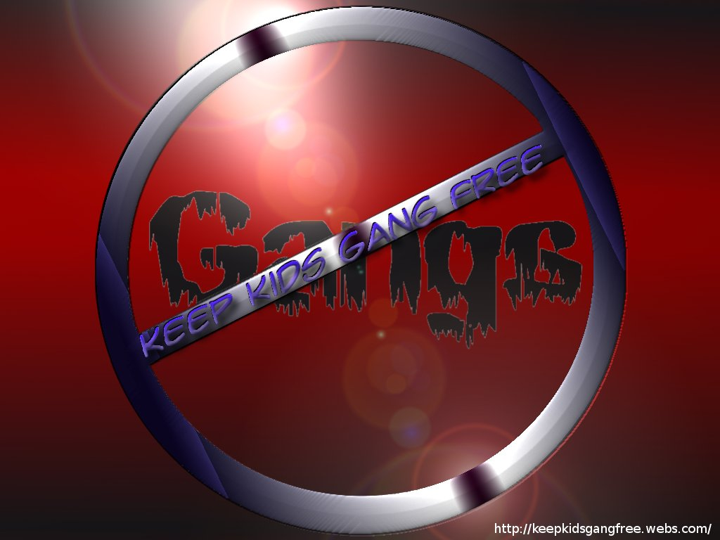 1024x768 Keep Kids Gang desktop PC and Mac wallpaper 1024x768