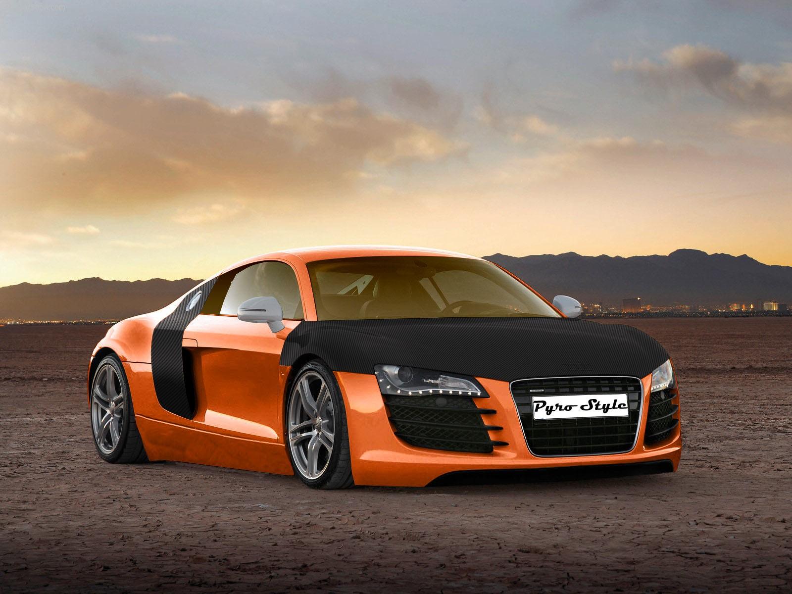 Audi r8 hd masast araba resimleri   Audi r8 HD Desktop Wallpapers 1600x1200
