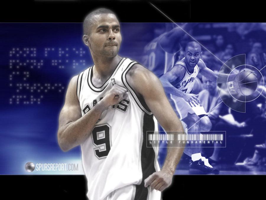 Parker Spurs Wallpaper Basketball Wallpapers at BasketWallpaperscom 900x675